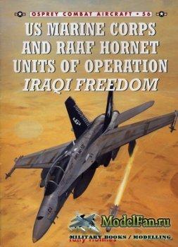 Osprey - Combat Aircraft 56 - US Marine Corps and Raaf Hornet Units of Oper ...