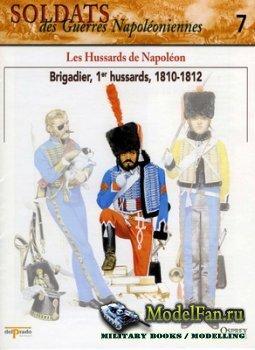 Osprey - Delprado - Soldats des Guerres Napoleoniennes 7 - Les Hussards de  ...