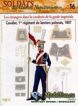 Osprey - Delprado - Soldats des Guerres Napoleoniennes 16 - Les Etrangers D ...
