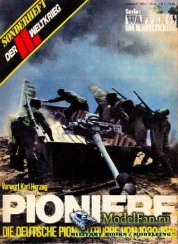 Das III Reich - Sondersheft 9 - Pioniere. Die Deutsche Pioniertruppe von 19 ...