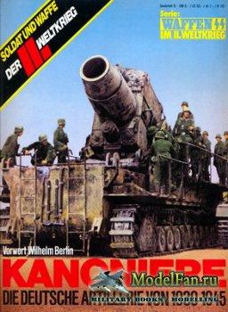 Das III Reich - Sondersheft 10 - Kanoniere. Die Deutsche Artillerie von 193 ...