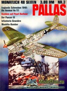 Pallas Magazin Nr.3