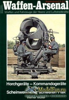 Waffen Arsenal - Sonderband S-21 - Horchgerate - Kommandogerate und Scheinw ...