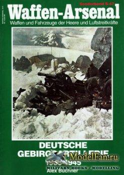Waffen Arsenal - Sonderband S-47 - Deutsche Gebirgsartillerie 1935-1945