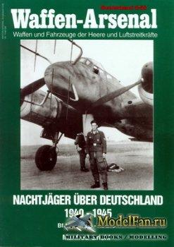 Waffen Arsenal - Sonderband S-56 - Nachtjager uber Deutschland 1940-1945