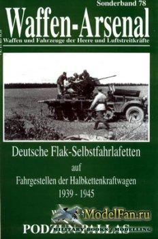 Waffen Arsenal - Sonderband S-78 - Deutsche Flak - Selbstfahrlafette auf Fa ...