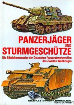 Podzun-Pallas-Verlag GmbH - Panzerjaeger und Sturmgeschuetze