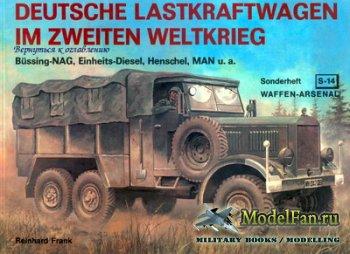 Waffen Arsenal - Sonderheft S-14 - Deutsche Lastkraftwagen im Zweiten Weltk ...