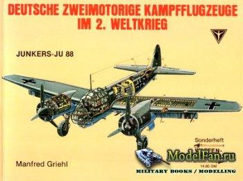 Waffen Arsenal - Sonderheft - Deutsche Zweimotorige Kampfflugzeuge im 2. We ...