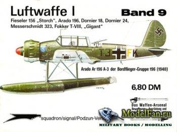 Waffen Arsenal - Band 9 - Luftwaffe I