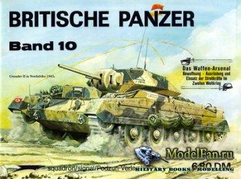 Waffen Arsenal - Band 10 - Britische Panzer