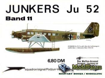 Waffen Arsenal - Band 11 - Junkers Ju-52