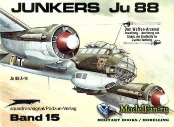 Waffen Arsenal - Band 15 - Junkers Ju 88