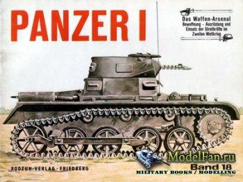 Waffen Arsenal - Band 18 - Panzer I