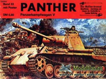 Waffen Arsenal - Band 33 - Panther Panzerkampfwagen V