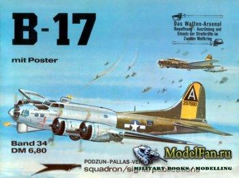 Waffen Arsenal - Band 34 - B-17