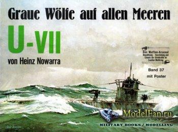 Waffen Arsenal - Band 37 - Unterseeboot Typ VII