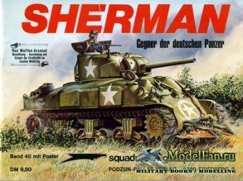 Waffen Arsenal - Band 45 - Sherman