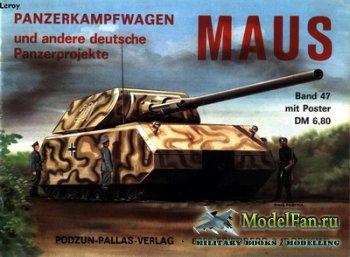 Waffen Arsenal - Band 47 - Panzerkampfwagen Maus und andere deutsche Panzer ...