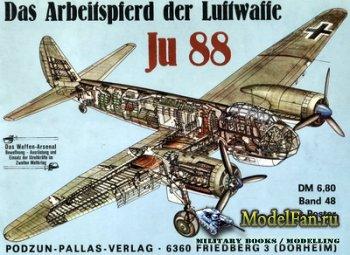 Waffen Arsenal - Band 48 - Das Arbeitspfed der Luftwaffe (Ju 88)