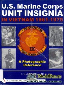 Schiffer Military History - U.S. Marine Corps Unit Insignia in Vietnam 1961 ...