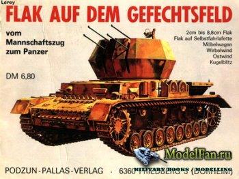 Waffen Arsenal - Band 51 - FlaK auf dem Gefechtsfeld
