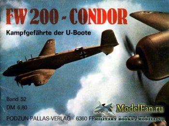 Waffen Arsenal - Band 52 - Focke Wulf Fw 200 Condor