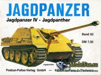 Waffen Arsenal - Band 62 - Jagdpanzer IV - Jagdpanther