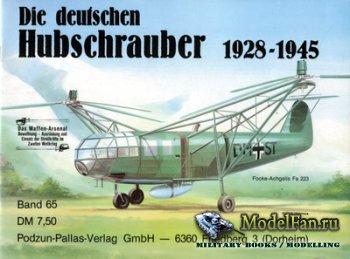 Waffen Arsenal - Band 65 - Die deutschen Hubschrauber 1928-1945