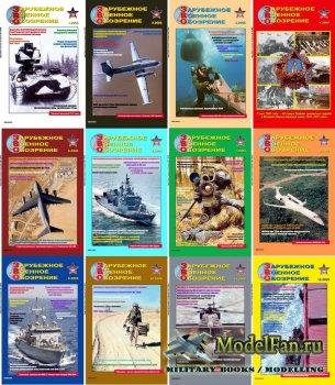 Зарубежное военное обозрение за 2005 год