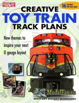 Creative Toy Train Track Plans (Neil Besougloff)