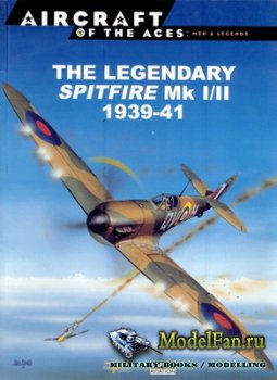 Osprey - Delprado - Aircraft of the Aces: Men & Legends 1 - The Legendary S ...