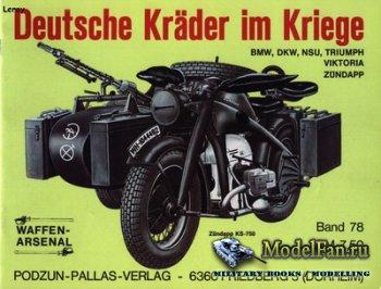 Waffen Arsenal - Band 78 - Deutsche Krader im Kriege