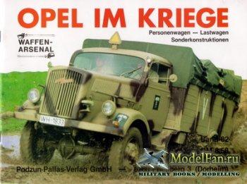 Waffen Arsenal - Band 82 - Opel im Kriege
