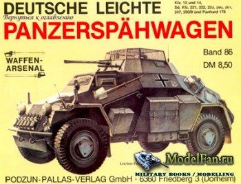 Waffen Arsenal - Band 86 - Deutsche Leichte Panzerspahwagen