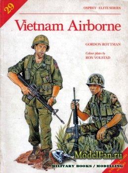 Osprey - Elite Series 29 - Vietnam Airborne