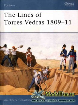 Osprey - Fortress 7 - The Lines of Torres Vedras 1809-11