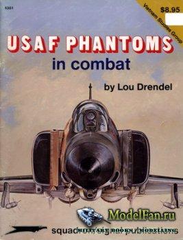Squadron Signal (Vietnam Studies Group) 6351 - USAF Phantoms in Combat