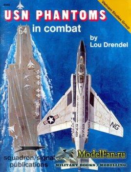 Squadron Signal (Vietnam Studies Group) 6352 - USN Phantoms in Combat