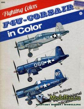 Squadron Signal (Fighting Colors) 6503 - F4U Corsair in Color