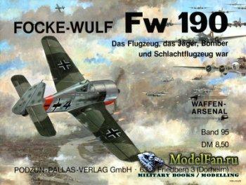 Waffen Arsenal - Band 95 - Focke-Wulf Fw 190