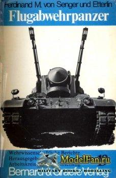 Flugabwehrpanzer - Geschichte und heutiger Stand (Ferdinand M. von Senger u ...