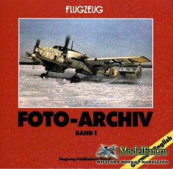 Flugzeug - Foto-Archiv Band 1