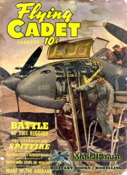 Flying Cadet Magazine (January 1944)