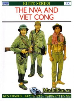 Osprey - Elite 38 - The NVA and Viet Cong