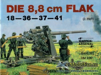 Waffen Arsenal - Band 101 - Die 8,8 cm Flak (Part 2)