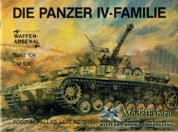 Waffen Arsenal - Band 104 - Die Panzer IV-Familie