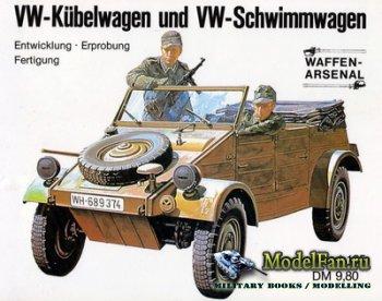 Waffen Arsenal - Band 105 - VW-Kubelwagen und VW-Schwimmwagen