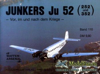 Waffen Arsenal - Band 110 - Junkers Ju 52 (252 und 352)