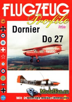 Flugzeug Profile Nr.2 - Dornier Do-27